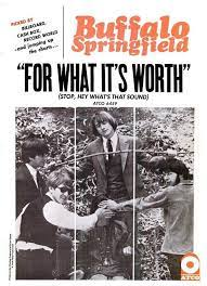 Buffalo Springfield For What Its Worth