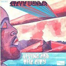 Stevie Wonder Living for the City