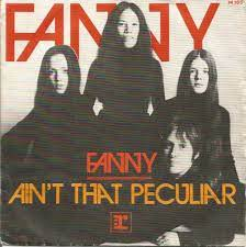 Fanny Aint that Peculiar