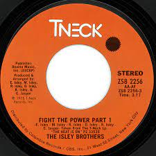 Isley Brothers Fight the Power
